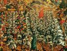 Polska jazda zaciężnaw bitwie  pod Orszą 1514