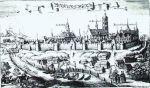 XVII-wieczna panorama Braniewa