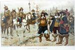 Dragoni brandenburscy z połowy XVII wieku