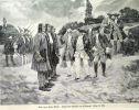 Pobór do armii pruskiej. Jeszcze przed I rozbiorem na Warmii nagminnie zdarzały się przypadki uprowadzania młodych ludzi i wcielania do armii pruskiej. Prusy i Warmia wymieniały uciekinierów według umów obowiązujących jeszcze z czasów krzyżackich. Wraz z zajęciem przez Prusy terytorium Warmii zostało podzielone na kantony, z których pobór prowadziły poszczególne oddziały armii pruskiej.