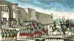 Obroną twierdzy dowodził generał Friedrich von Kalckreuth (1737-1818). Problemy z żywnością, masowe dezercje Polaków i wzrastający opór mieszkańców Gdańska pchnęły dowódcę twierdzy do poddania miasta. Po ponad dwóch miesiącach regularnego oblężenia wojsko pruskie, w tym braniewski pułk piechoty Nr. 16 von Diericke, wymaszerowało z Gdańska z bronią i sztandarami przez Mierzeję Wiślaną na terytorium pruskie. Miasto stało się łupem cesarza Napoleona.