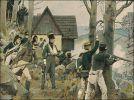 piechota pruska w akcji