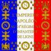 Sztandar francuskiego 24 pułku piechoty liniowej