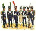 Francuska piechota lekka 1804-1809