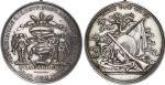 medal wydany przez braniewską gildię strzelecką w dniu w 10-12.07.1910 r. z okazji festynu strzeleckiego