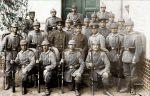 Królewiec 1915r. Żołnierze Grenadier-Regiment König Friedrich Wilhelm I (2.Ostpreußisches) Nr.3