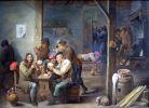 """tak to mogło wyglądać w dawnym Braniewie … obraz pt. """"Scena w tawernie"""", którego autorem jest David Teniers (1610-1690) malarz i grafik flamandzki z okresu baroku. Był najbardziej znanym członkiem rodu malarzy flamandzkich. Obraz z 1658 r. znajduje się w National Gallery of Art. W Waszyngtonie"""