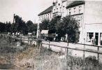 ulica Fromborska po wojnie w miejscu budynków 8 i 10 stała kiedyś karczma Hohekrug