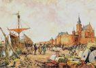 port hanzeatycki w średniowieczu