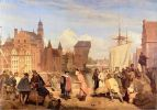 Gdańsk w XVII wieku. Obraz Wojciecha Gersona