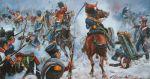 Szarża 4 pułku huzarów