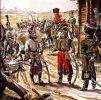 1806. Generał Charles de Lasalle wśród swoich huzarów