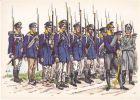 W 1814 w Braniewie jak w całych Prusach powstają ochotnicze oddziały samoobrony (Landwehr) i pospolitego ruszenia (Landsturm).    Braniewska Landswehr bierze udział w oblężeniu Gdańska, natomiast Landsturm liczy 207 ludzi w wieku powyżej 45 lat.