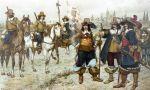 """Dragoni brandenburscy z 1646r., a więc krótko przed """"przybyciem do Braniewa."""
