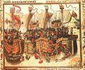 Abordaż w średniowieczu