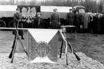 15.03.1959r. nadanie sztandaru 14 Pułkowi Czołgów Średnich ufundowanego przez społeczeństwo Braniewa. Sztandar odebrał dowódca pułku mjr Stefan Goldfarb, który wcześniej dowodził 63 Pułkiem Zmechanizowanym.