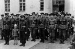 wojskowa orkiestra garnizonowa w Braniewie była jedną z najstarszych orkiestr w LWP. Powstała na podstawie rozkazu dowódcy 1 Armii Wojska Polskiego z dnia 7.05.1944r.  w Sumach (ZSRR) w składzie 4 zapasowego pułku piechoty.