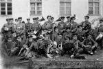 W czasie wojny orkiestra liczyła 70 żołnierzy-muzyków. W trakcie wojny uczestniczyła w pogrzebach poległych żołnierzy oraz dawała koncerty dla wypoczywających oddziałów.