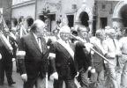 Batalion Zośka w uznaniu czynów niezwykłego męstwa w okresie II wojny światowej został dekretem z dn. 11.11.1968 r. odznaczony Srebrnym Krzyżem Orderu Wojennego Virtuti Militari. Kanclerzem Kapituły był gen. dyw. Stanisław Maczek. Sztandar wykonano niemal w warunkach konspiracyjnych. Przekazanie sztandaru nastąpiło w dn. 8.04.1989 r. w kościele św. Andrzeja Apostoła w Warszawie