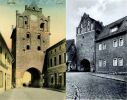 Welawa została założona przez Krzyżaków w 1336 r. Brama Kamienna pochodziła zapewne z przełomu XIV/XV wieku. Miasto miało tez epizod związany z Polską, gdyż było uczestnikiem Związku Pruskiego i podczas wojny trzynastoletniej było oblegane przez wojska Zakonu Krzyżackiego. Steintor była ozdobą miasta do końca II wojny światowej
