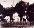 ewangelicki kościół w Starej Pasłęce, kilka razy spłonął i był odbudowywany. W 1945 r. zniszczony podczas bombardowań