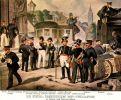 urzędnicy pocztowi Pruskiej Poczty Królewskiej w 1855 r.