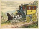 dyliżans Reichspost z 1870 r.