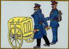 pruscy urzędnicy pocztowi w XIX w.
