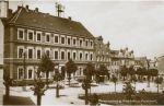 Niemiecka poczta urzędowała w tym gmachu w latach 1889-1945.