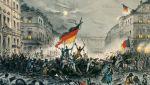 Wiosna Ludów  była serią ludowych zrywów rewolucyjnych i narodowych jakie miały miejsce w Europie w latach 1848 – 1849. W kontekście Wiosny Ludów można wyróżnić trzy główne nurty: społeczny, ustrojowy i narodowy.  Walki jakie miały miejsce w Braniewie miały charakter społeczny , gdyż dotyczyły niższych warstw społecznych chcących polepszenia warunków bytowych. Na ilustracji wcześniejsze wydarzenia marcowe 1848 r. w Berlinie. Skala wydarzeń w Berlinie i Braniewie jest oczywiście nieporównywalna.