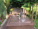 grób Macieja Leonidasa Składzińskiego ps. Wiarus (1924-1996) na cmentarzu komunalnym we Fromborku przy ul. Braniewskiej
