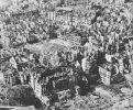 Zniszczone Stare Miasto w 1945r.
