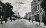 ulica Bahnhofstrasse to obecnie południowa część ulicy Kościuszki (mniej więcej od strumienia) do Dworca PKP) w XIX w. miało to miejsce wiele groźnych pożarów