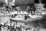 lata 80-te XX w. jedna z imprez na amfiteatrze miejskim