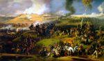 1812 Borodino. Po zdobyciu reduty Szewardino. obraz Louis Lejeune