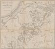 Francuska mapa kampanii 1807r.