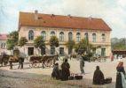 Budynek tzw. Kasyna Miejskiego powstał w 1836 r. na miejscu dawnego szpitala św. Ducha. Tu znajdowała się część ekspozycji Muzeum Archeologii Antycznej i Sztuki Chrześcijańskiej. Być może w tym miejscu przed wojną przechowywano miedzianą matrycę planu z 1635 r.