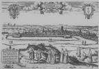 panorama Gdańska z 1573 autorstwa Fransa Hogenberga (1535-1590) malarza, sztycharza, grafika, kartografa, wydawcy. Początkowo wykonywał portrety i krajobrazy. Przebywał i tworzył m.in. we Francji, w Kolonii, Hamburgu, Danii.