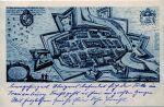pocztówka z planem Stertzla wydana przed wojną pochodzi z kolekcji Jacka Iwulskiego. Widać, że widok jest częściowo obcięty w stosunku do oryginału