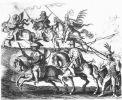 Armia polska z 1627. Rys.  van Boot