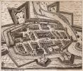 plan Pawła Stertzla z 1635r