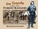 Strona tytułowa książki Richarda stowersa o von Tempskim i Forest Rangers