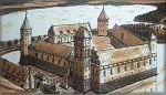 W lutym 1454r. łupem związkowców padł także zamek w Ornecie drugi co do znaczenia ośrodek związkowy na Warmii
