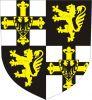 Herb wielkiego mistrza Heinricha Reuß von Plauena