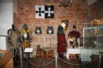 Sala rycerska na parterze Wieży Kleszej
