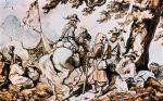 Powstanie w Badenii podczas rewolucji 1848 – 1849.  August Willich ze swoim korpusem ochotniczym  1849
