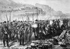 Bitwa nad Chickamaugą  stoczona w dniach 18–20.09. 1863 roku. Nazwa miejsca bitwy wywodzi się od rzeczki West Chickamauga Creek uchodzącej do Tennessee w stanie Georgia