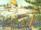 Bitwa pod Waghäusel stoczona  w dniu 22.6.1849 między powstańcami a wojskami pruskimi